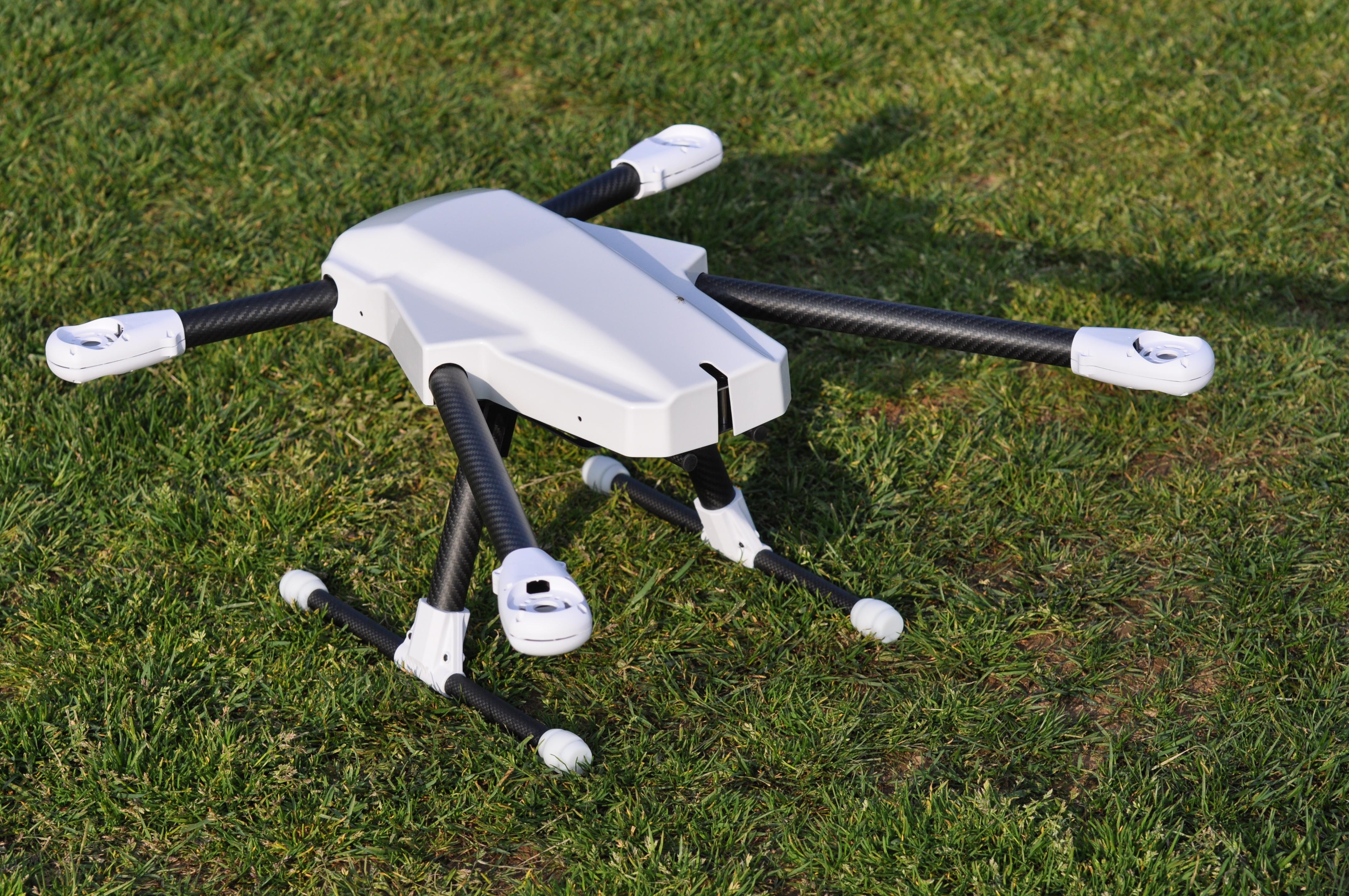 Quanum Spider 700 Professional Frame - X4 Quadcopter & X8 Octocopter ...